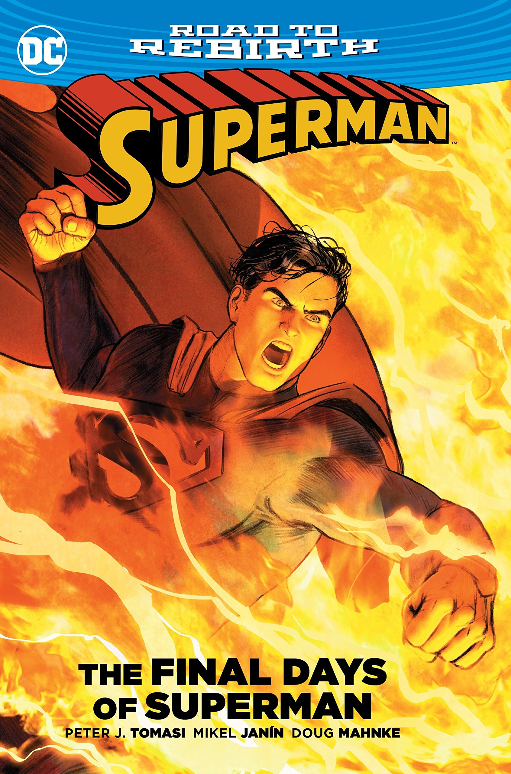 Read Online Superman: The Final Days of Superman pdf epub