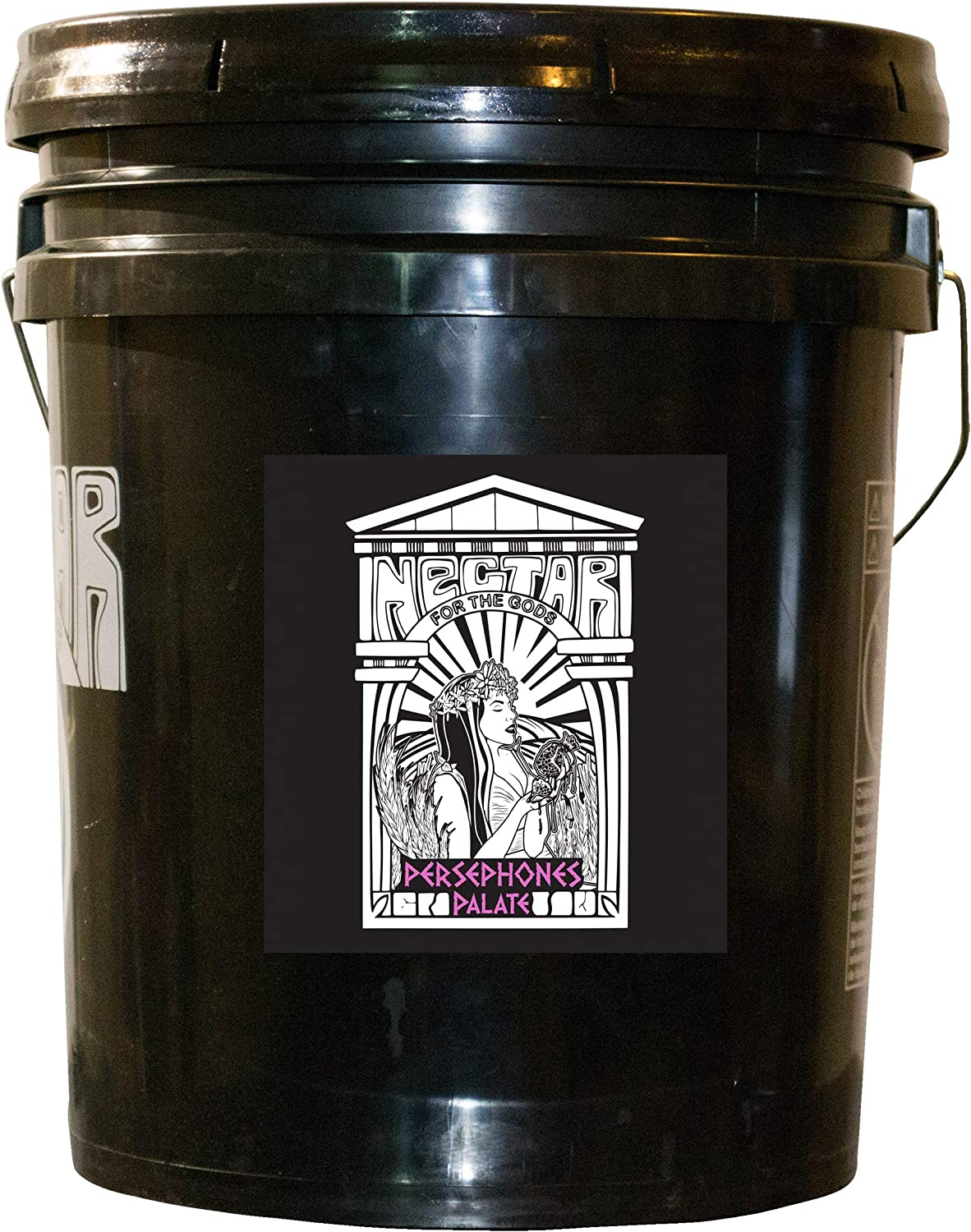 Nectar for the Gods 746326 Persephone's Palate, 5 Gallon, Black