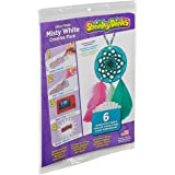 Shrinky Dinks Misty White 6 Sheet Creative Pack