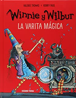 La varita magica / Winnies Magic Wand (Spanish Edition)