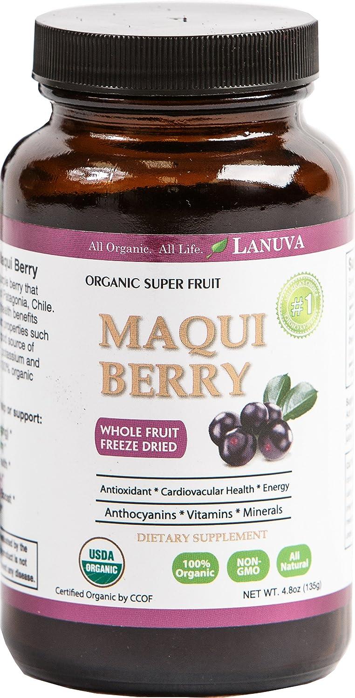 Amazon Com Maqui Berry 1 Health Personal Care