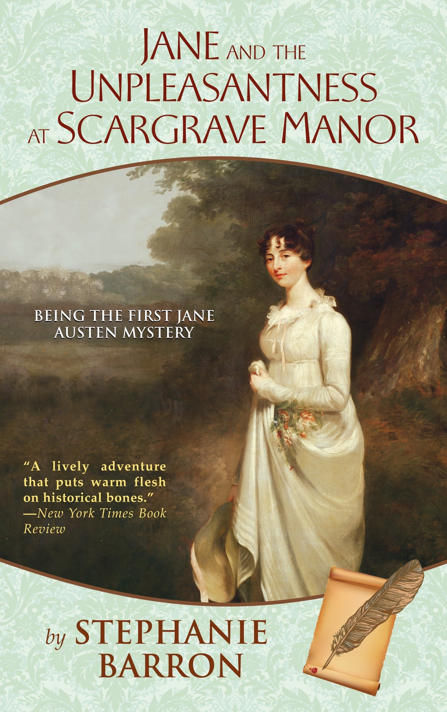 Download Jane and the Unpleasantness at Scargrave Manor: Being the First Jane Austen Mystery (Being A Jane Austen Mystery) ebook