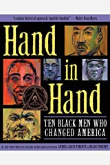 Hand in Hand: Ten Black Men Who Changed America (Coretta Scott King Award - Author Winner Title(s)) Kindle Edition
