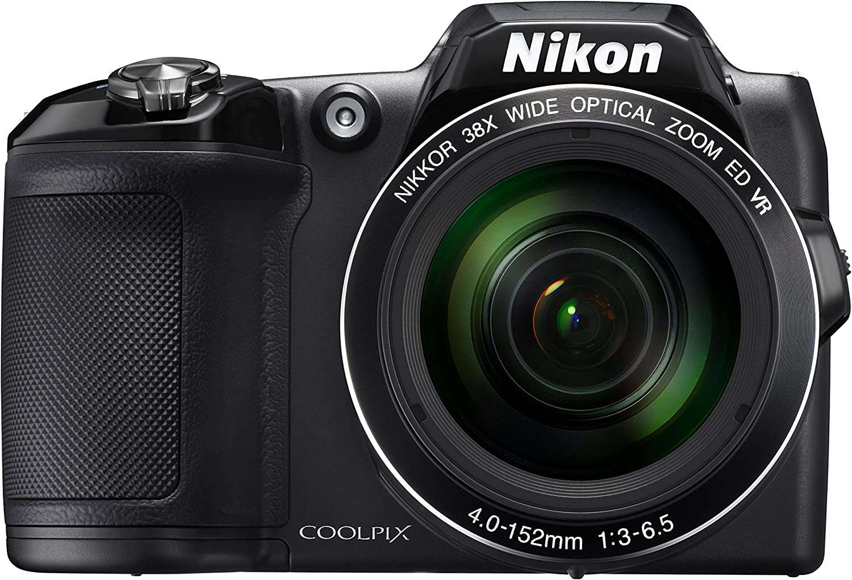 Nikon Coolpix L840 - Cámara compacta de 16 MP (Pantalla de 3 ...