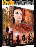 Echo Canyon Brides Box Set: Books 4 - 6: Historical Cowboy Western Mail Order Bride Bundle (Echo Canyon Brides Box Sets Book 2)