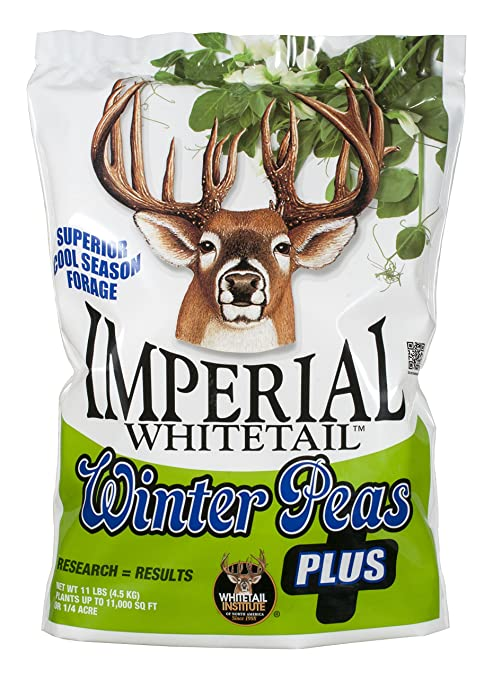 Whiteins Ute Imperial Winter Pea Plus Food Plot Seed Fall Planting 11