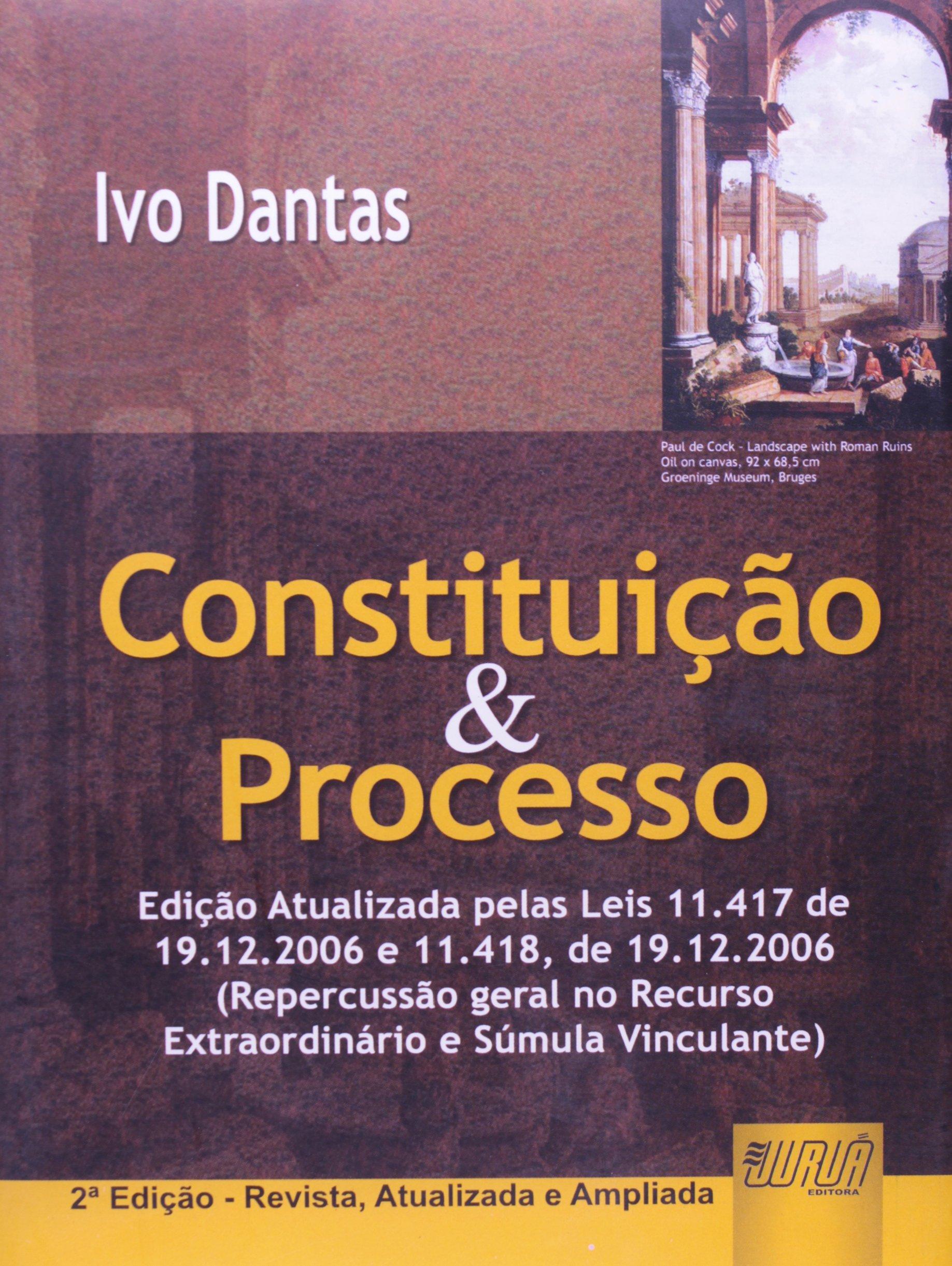 Read Online Constituicao & Processo PDF