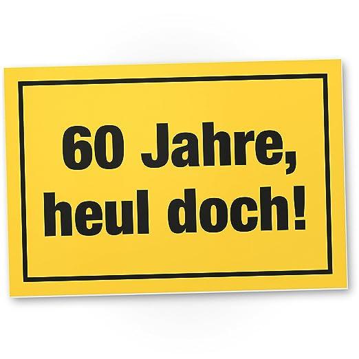 DankeDir!. 60 años - Heul Doch, plástico Cartel - 60 ...