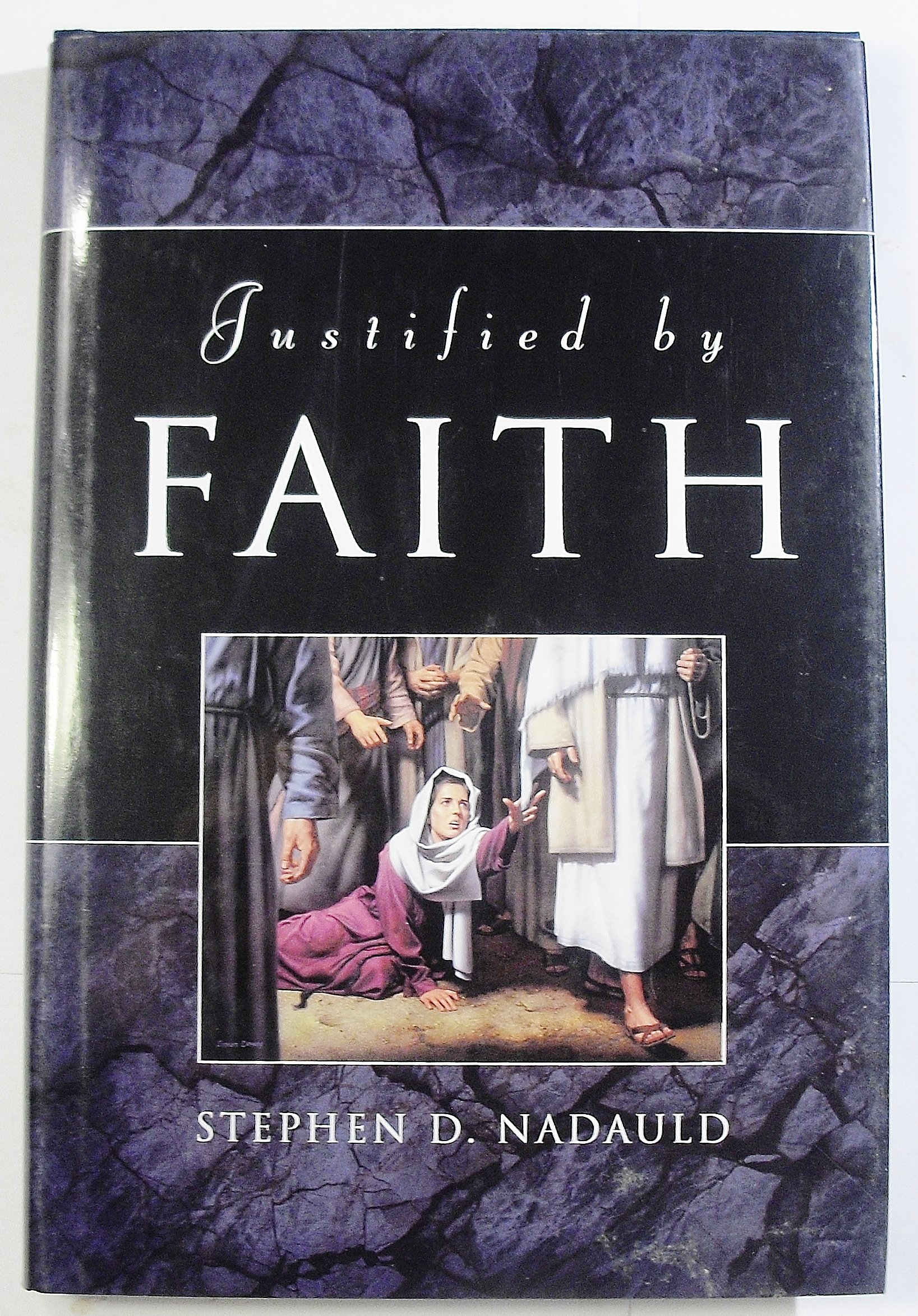 Download Justified by Faith pdf epub