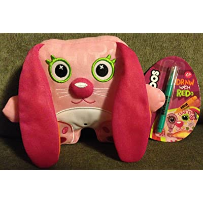 Inkoos Easter Pink Bunny Mini Plush: Toys & Games