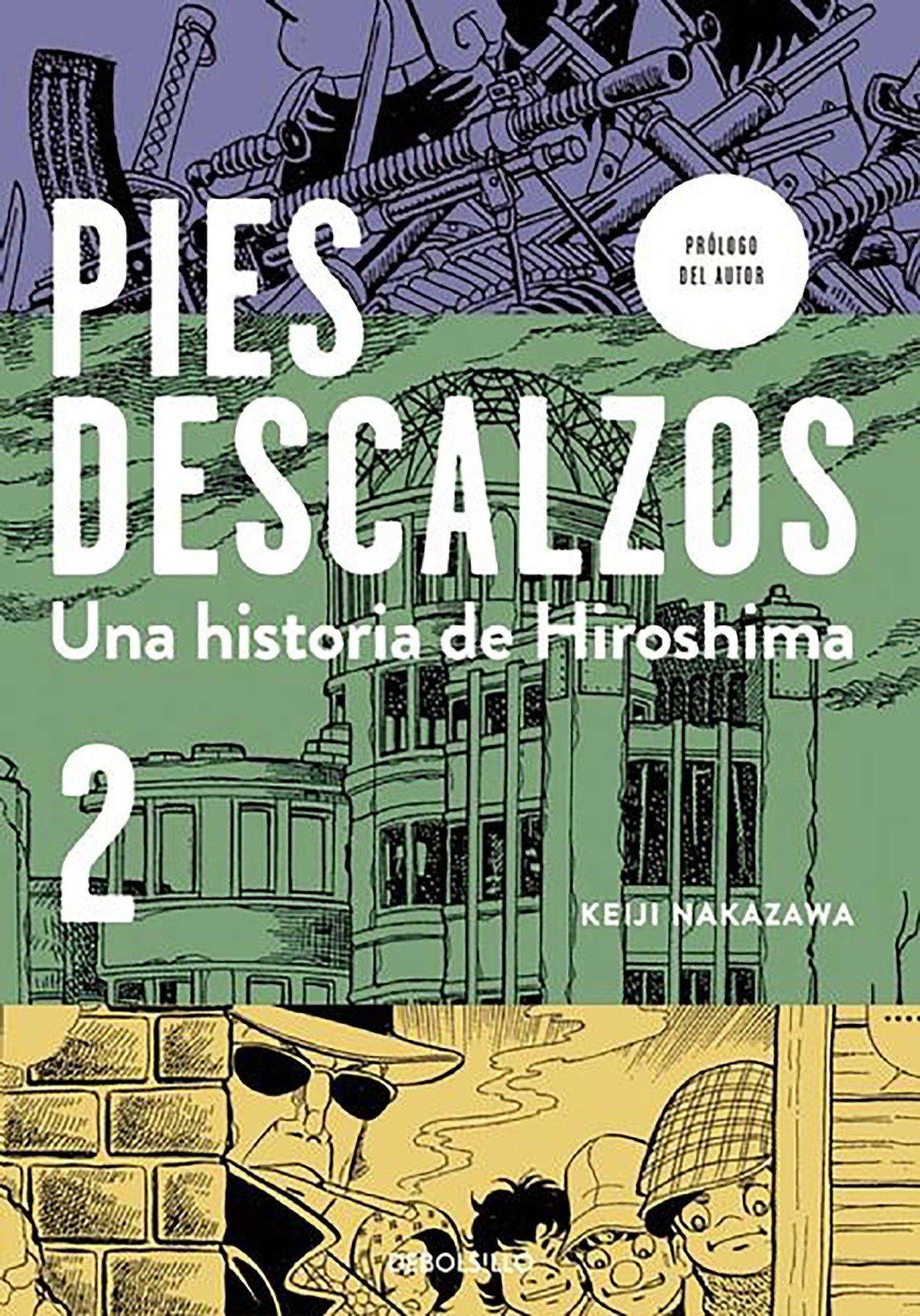 Pies descalzos 2: Una historia de Hiroshima Best Seller | Cómic ...