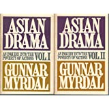 Asian Drama, An Inquiry Into The Poverty OF Nations Volumes I, II and III (Volumes I, II and III)