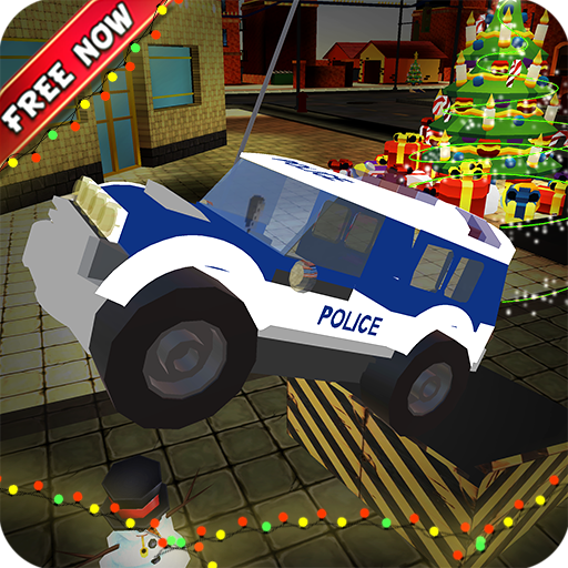 Christmas Toy Cars Simulator for Kids Themes For Christmas Gifts