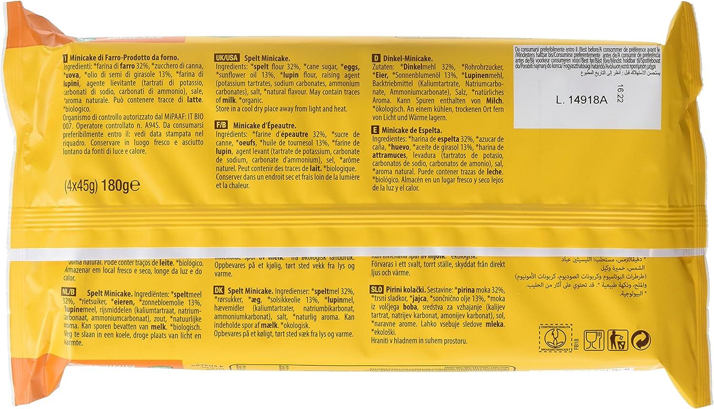 Probios Break&Bio Minicake de Espelta - 12 paquetes: Amazon.es ...