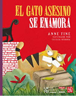 El gato asesino se enamora (Libros Para Ninos) (Spanish Edition)