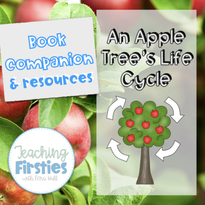 Johnny Appleseed Craft (Picture Book Lesson Plans - An Apple Trees Life)