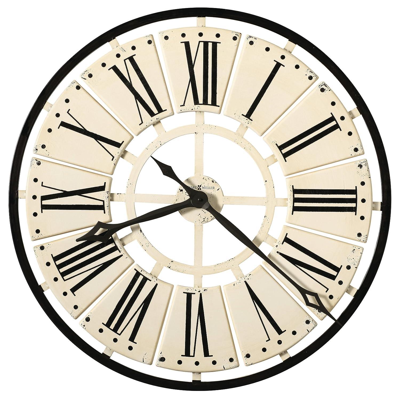 Amazon howard miller 625546 pierre clock home kitchen amipublicfo Gallery