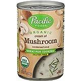 Pacific Foods Organic Cream of Mushroom Condensed Soup, 10.5oz