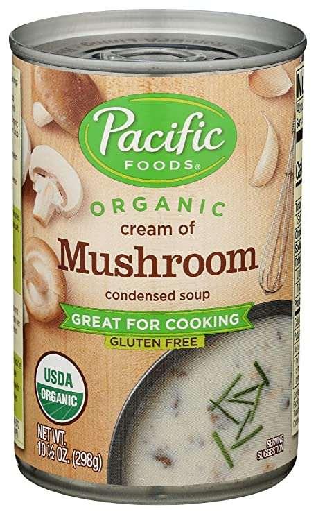 Food Supplies Creamy Mushroom /& Tomato Pasta Lightweight Pouched Meal 125g