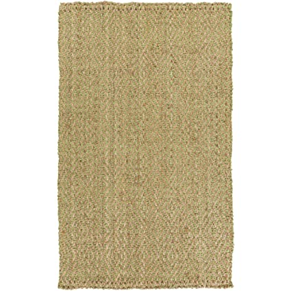 Surya Reed 820 Hand Woven Natural Fiber Area Rug 10 Feet By 14 Feet