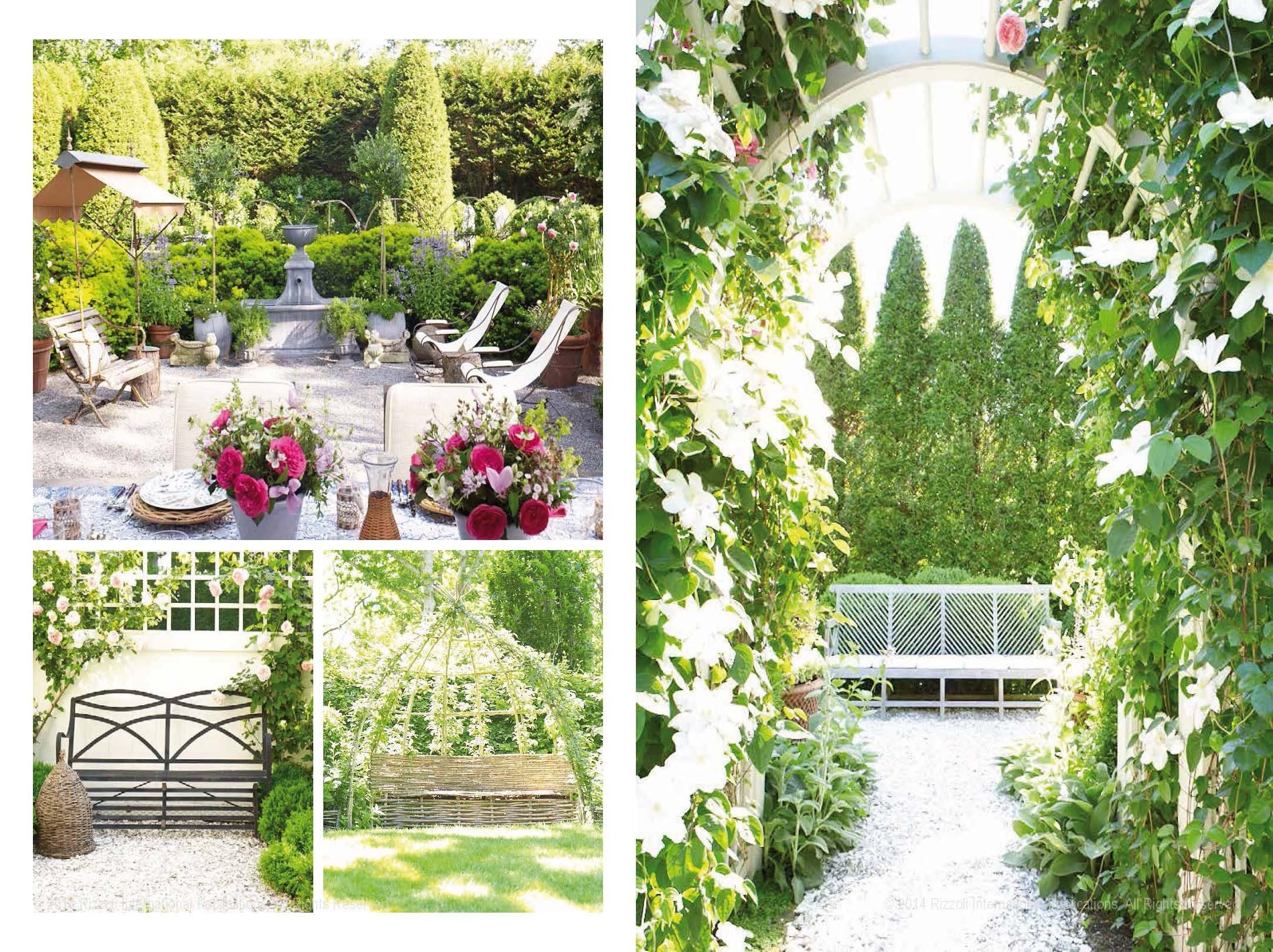 Lovely Charlotte Moss: Garden Inspirations: Charlotte Moss, Barry Friedberg,  Barbara L. Dixon: 9780847844777: Amazon.com: Books
