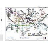 Filofax Pocket London Underground Map