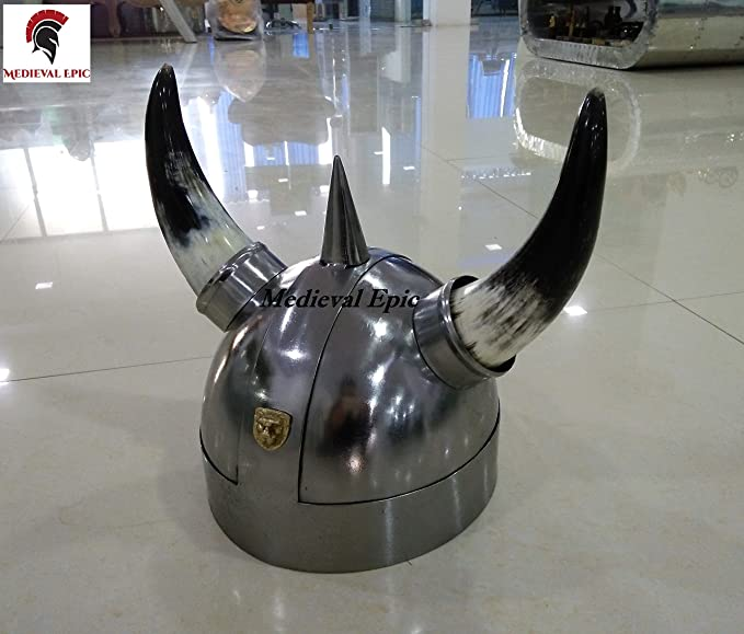 Armor Casco Vikingo, Cuernos Medievales, Armadura, para Disfraz de ...