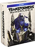 Transformers Quadrilogia (4 Blu-Ray)