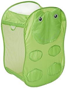 Starting Small Frog Novelty Hamper - Green