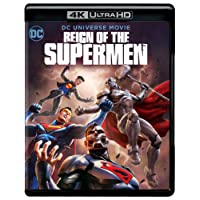 DCU: Reign of the Supermen (4K Ultra HD/Blu-ray)