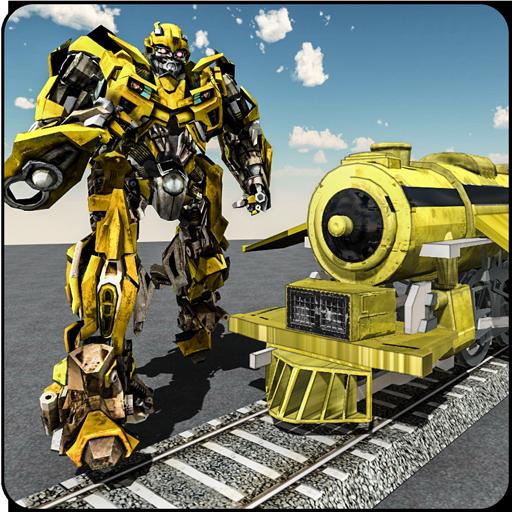 (Train Robot Transforming Battle Simulator)
