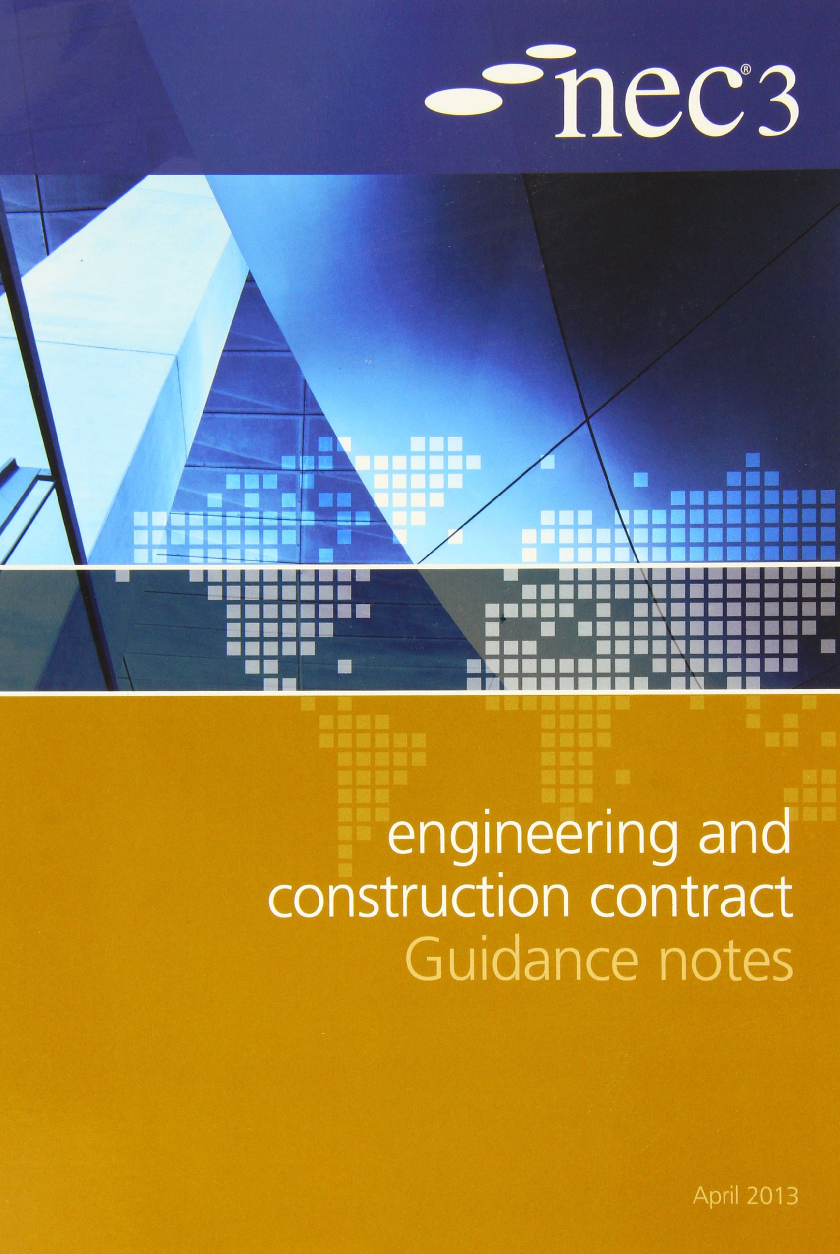 Contract pdf nec3 engineering construction and