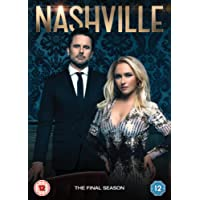 Nashville: The Final Season [DVD] [2018]