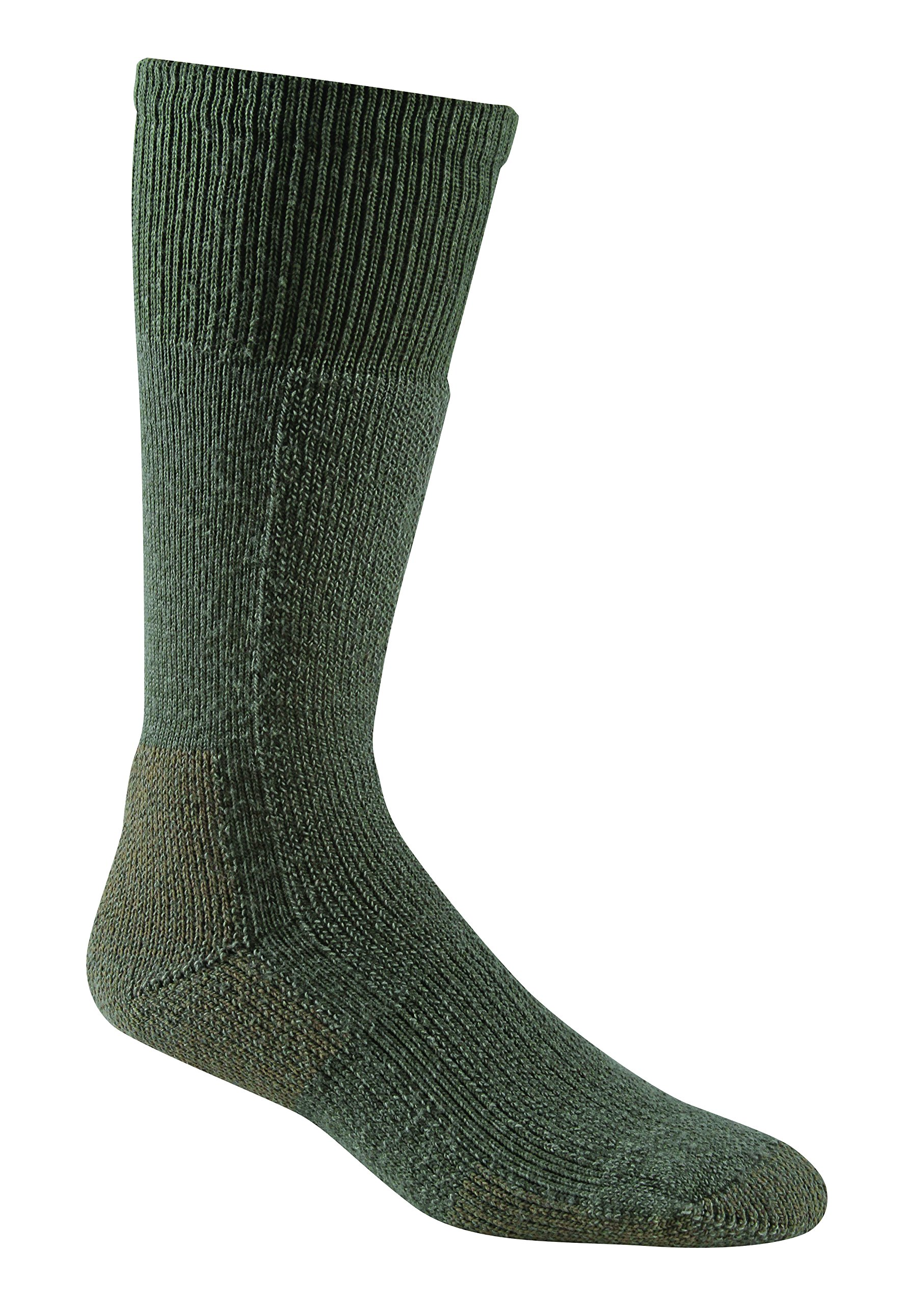 FoxRiver Men's Cold Weather Boot Mid-Calf, Foliage Green, Large