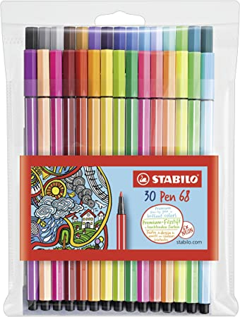 Stabilo Pointmax 4 Color Bright Set