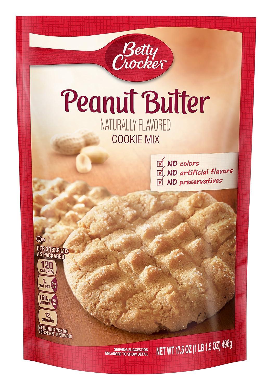 Betty Crocker Peanut Butter Kiss Or Sugar Cookies