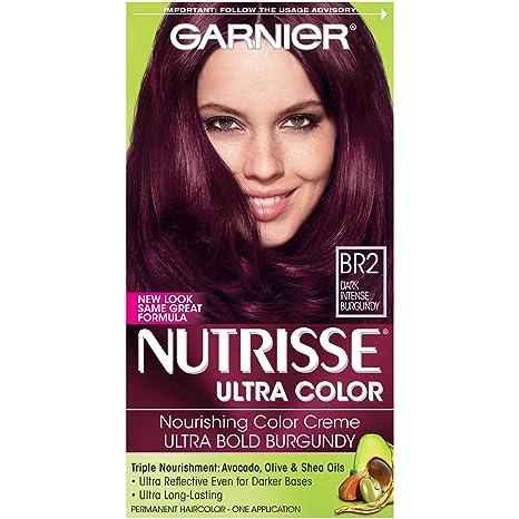 Review Garnier Nutrisse Ultra Color