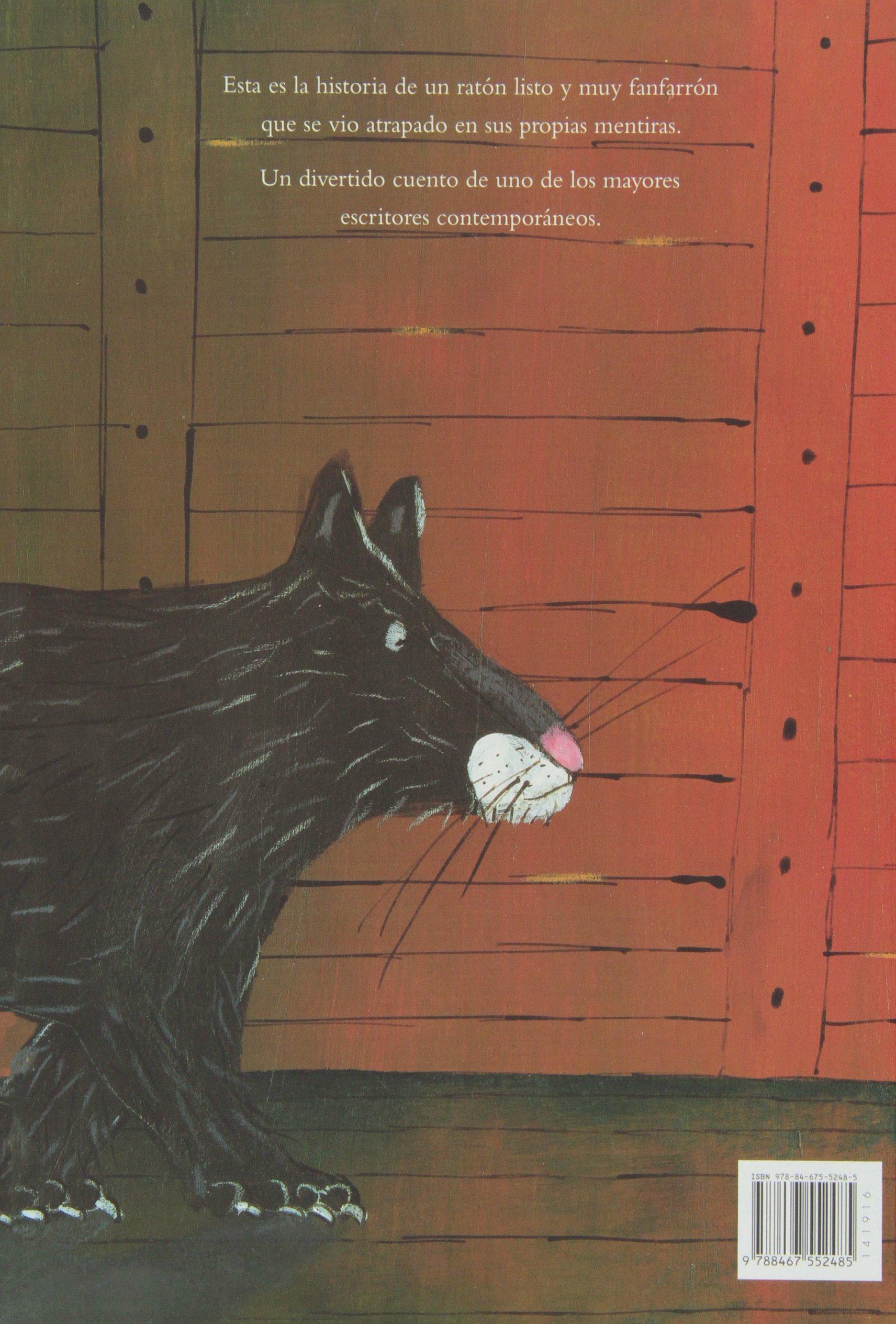 El ratón que comía gatos: Gianni Rodari: 9788467552485: Amazon.com: Books