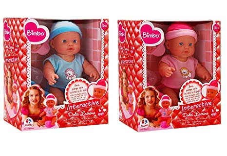 Amazon com: Globo Toys Globo - 36989 Bimbo Drinks/Bathing