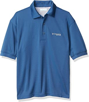 Columbia Mens Perfect Cast Polo Shirt