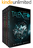 The Talented Saga (Books 1-4): Talented, Caged, Hunted, Captivated and Created