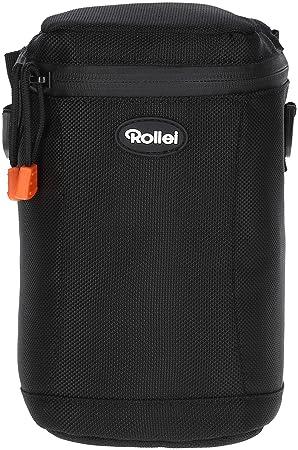 Rollei Fotoliner - Bolsa de Objetivo Lente L, Color Negro ...