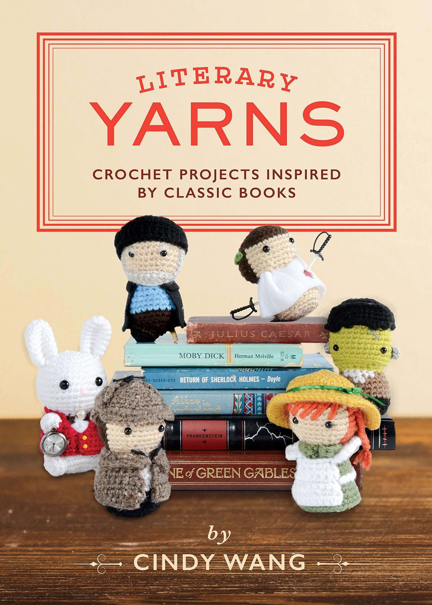 Literary Yarns: Crochet Projects Inspired by Classic Books Text fb2 ebook
