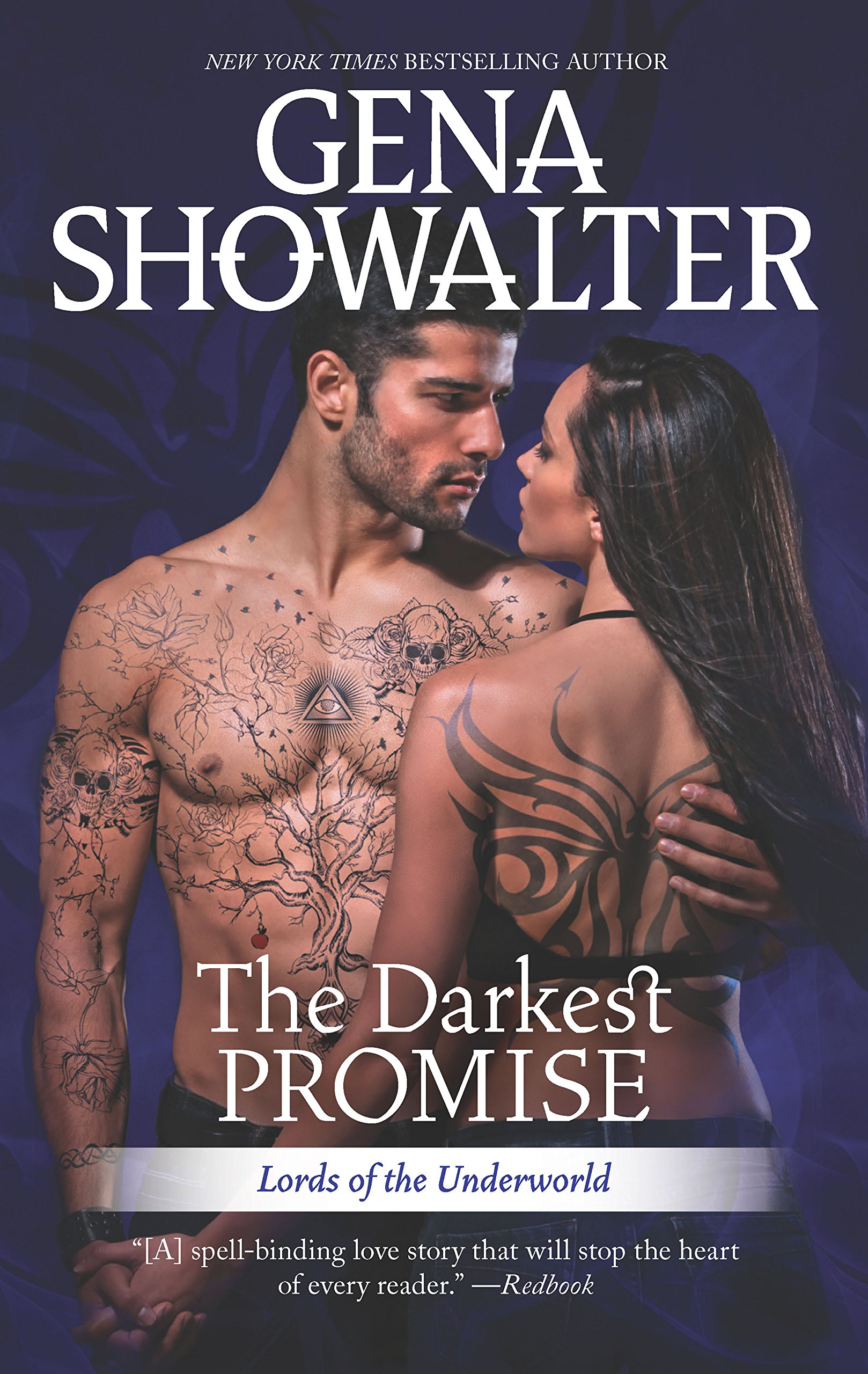 The Darkest Promise (Lords of the Underworld) ebook