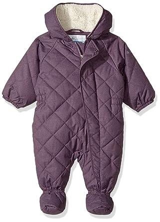 10b548f465a9 Amazon.com  Columbia Baby Girls  Meet Cute Bunting  Clothing