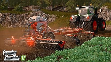 Amazon com: Farming Simulator 17 Official Expansion 2 - PC: Video Games