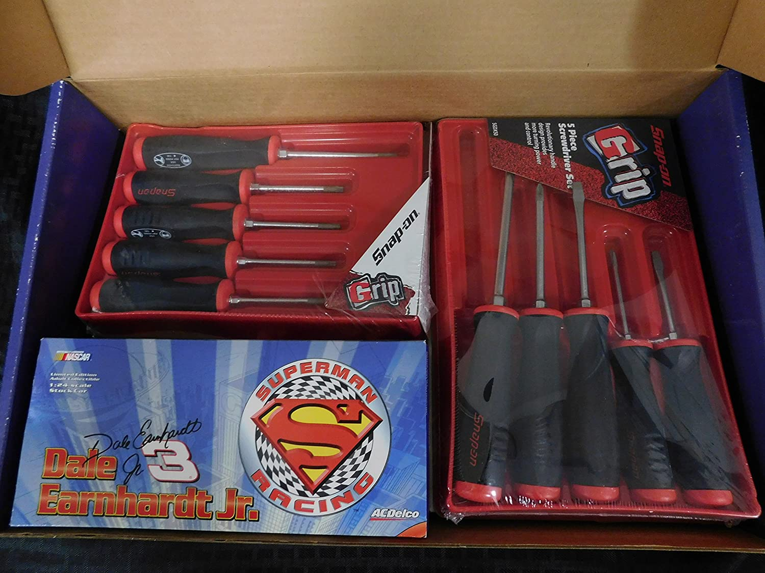 Snap-On Limited Edition Dale Earnhardt Jr. Set in 1999, 5 Piece Torx ...
