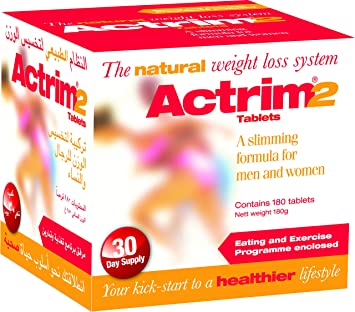 Amazon Com Actrim2 The Natural Weight Loss System By Actrim