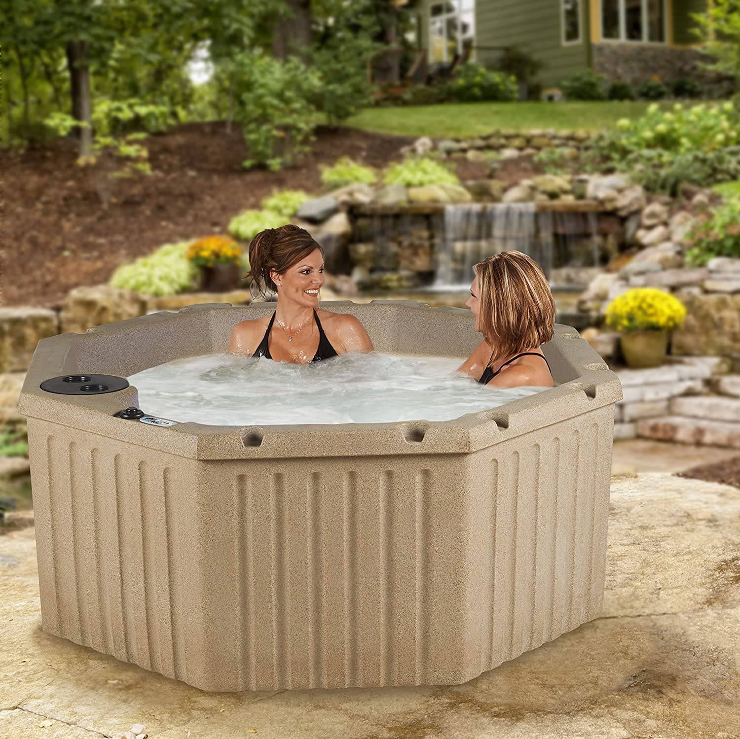 Seats 4-5 Millstone Essential Hot Tubs 11-Jet 2020 Integrity Hot Tub