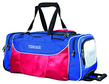 Tibhar - Bolsa de Deporte con Ruedas - En Dos tamaños ...